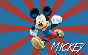 Mickey 老鼠, 鼠标 Computer 壁纸