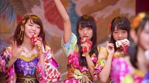 Minegishi Minami Kitahara Rie Kizaki Yuria - Kimi wa Melody
