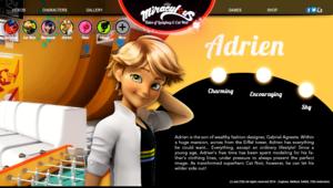 Miraculous Ladybug Character Descriptions