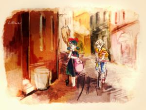 Miraculous Ladybug - Kiki's Delivery Service