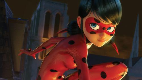 Miraculous Ladybug वॉलपेपर titled Miraculous Ladybug वॉलपेपर