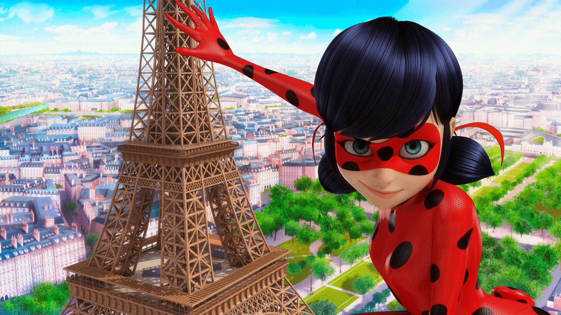 Miraculous Ladybug hình nền