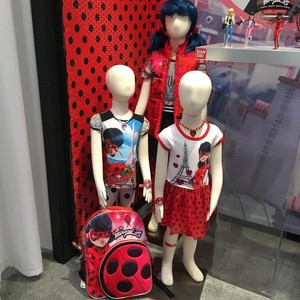 Miraculous Ladybug clothing and backpack
