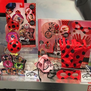 Miraculous Ladybug compact communicator and role play set