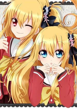 Misa and Yusa