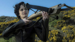 Miss Peregrine's 首页 for Peculiar Children - Miss Peregrine