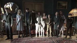 Miss Peregrine's ホーム for Peculiar Children - The Children