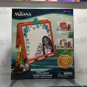 Moana little artist easel