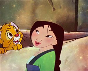 Mulan and Oliver