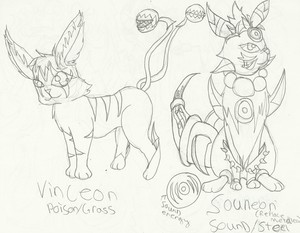 Vinceen and Sounoen Redraws