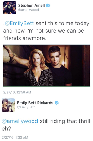 New Stephen and Emily tweet