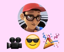 Nino ⇨ Emojis