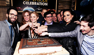 OUAT 100th Episode Party