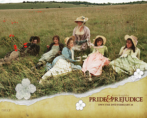Official Pride and Prejudice 2005