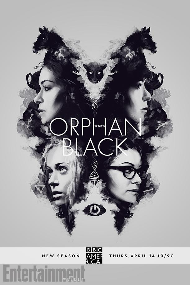 Orphan Black Poster Orphan Black images Or...