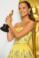 Oscars 2016 Alicia Vikander best actress in a supporting role
