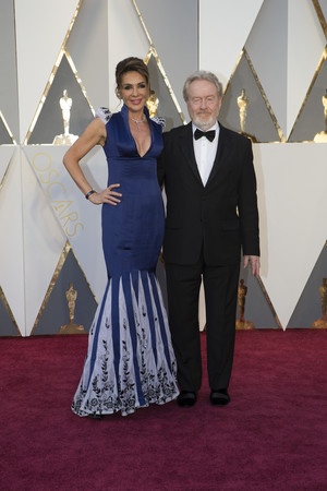 Oscars - Red Carpet