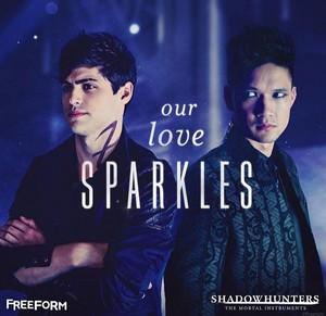 Our Liebe sparkles