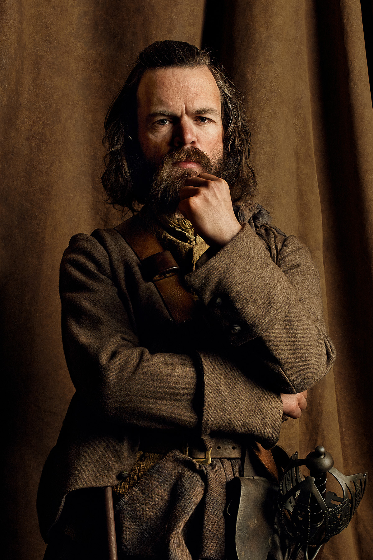 Outlander Angus Mhor Season 2 Official Picture