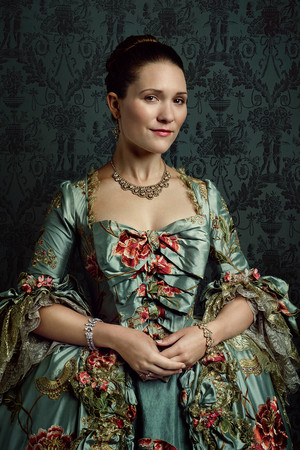 Outlander Louise de Rohan Season 2 Official Picture