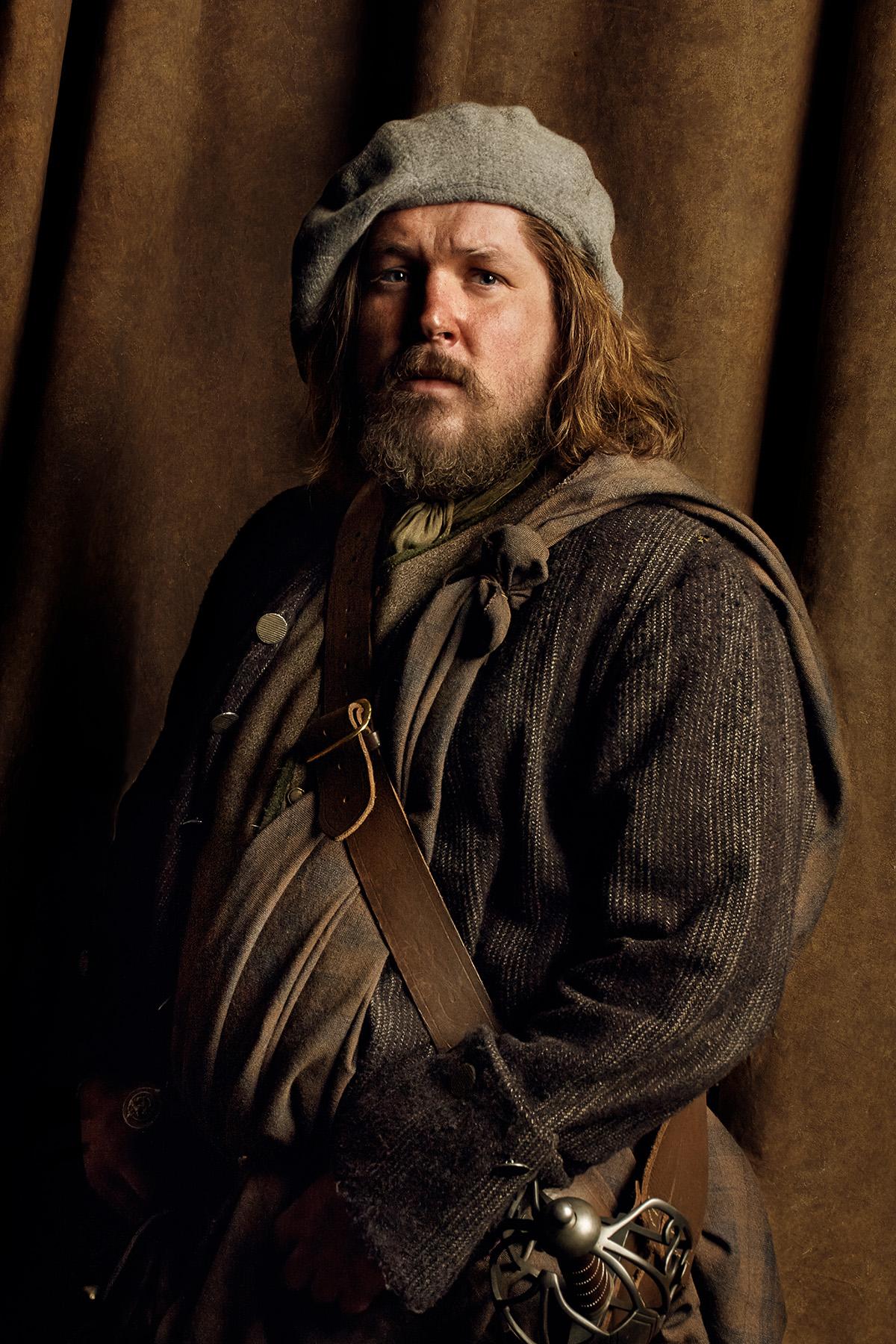 Outlander Rupert MacKenzie Season 2 Official Picture
