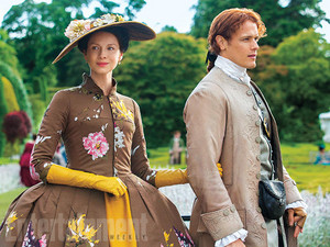 Outlander Season 2 Entertainment Weekly Exclusive Picture