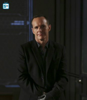 """Phil Coulson in """"Many Heads One Tale"""""""