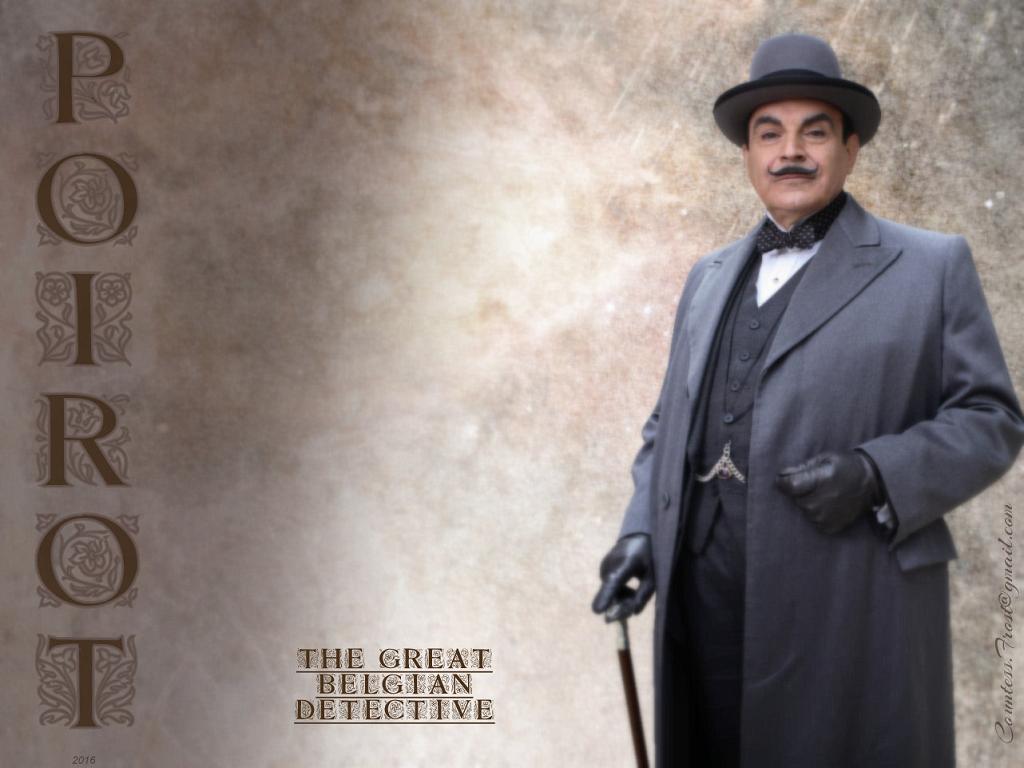 Poirot - The Great Belgian Detective