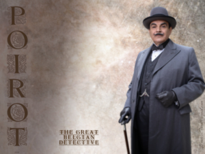 Poirot - The Great Belgian Detective