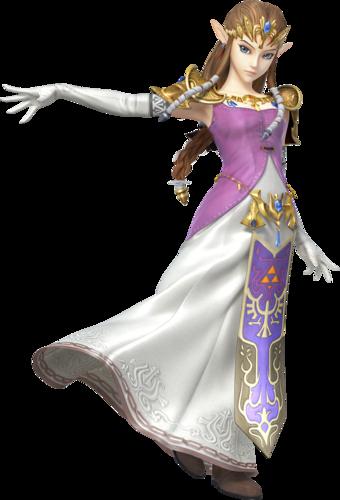 The Legend of Zelda wallpaper possibly with a dinner dress titled Princess Zelda