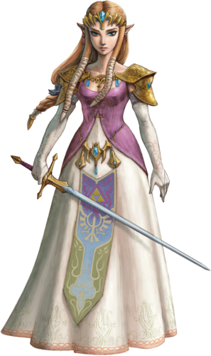 The Legend of Zelda wallpaper probably containing a sopravveste, surcotto and a tabard titled Princess Zelda