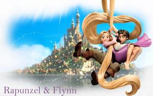 Rapunzel And Flyn