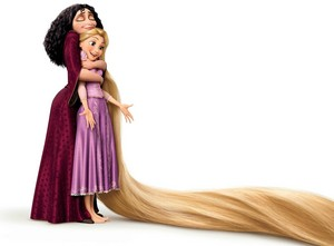 Rapunzel And Mother Goffal
