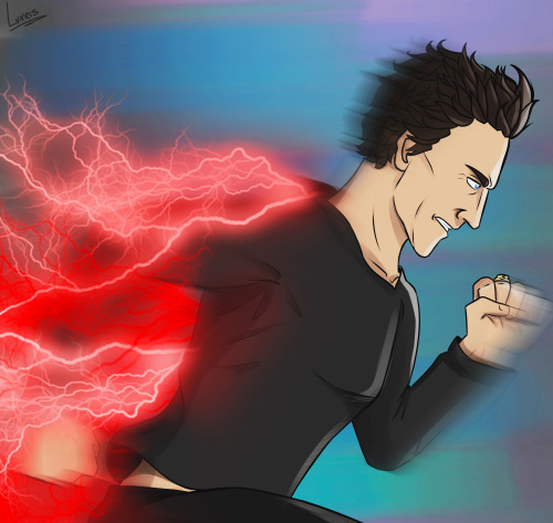 reverse flash harrison wells