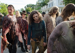 6x09 ~ No Way Out ~ Rick, Carl & Jessie