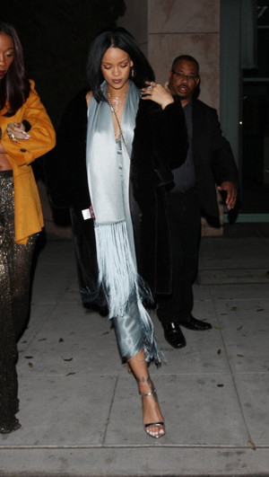 Rihanna, Candid