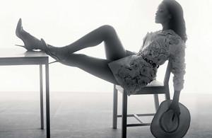 Rihanna for British Vogue