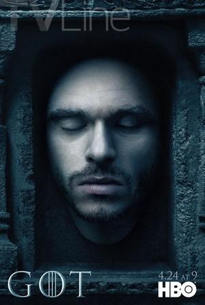 Robb Stark season 6 promo poster