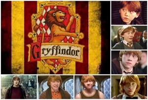 Ron Weasley Years 1-7