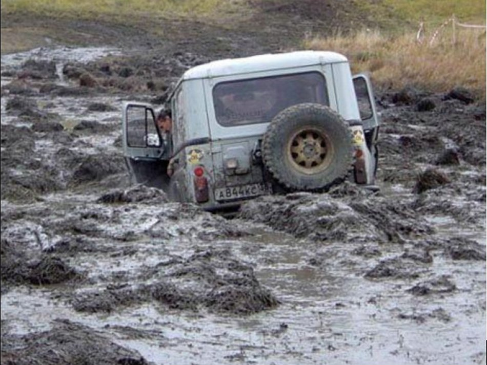 russian off road