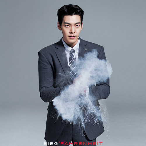 SIEG Fahrenheit S/S 2016 Ad Campaign Feat. Kim Woo Bin | Aktor