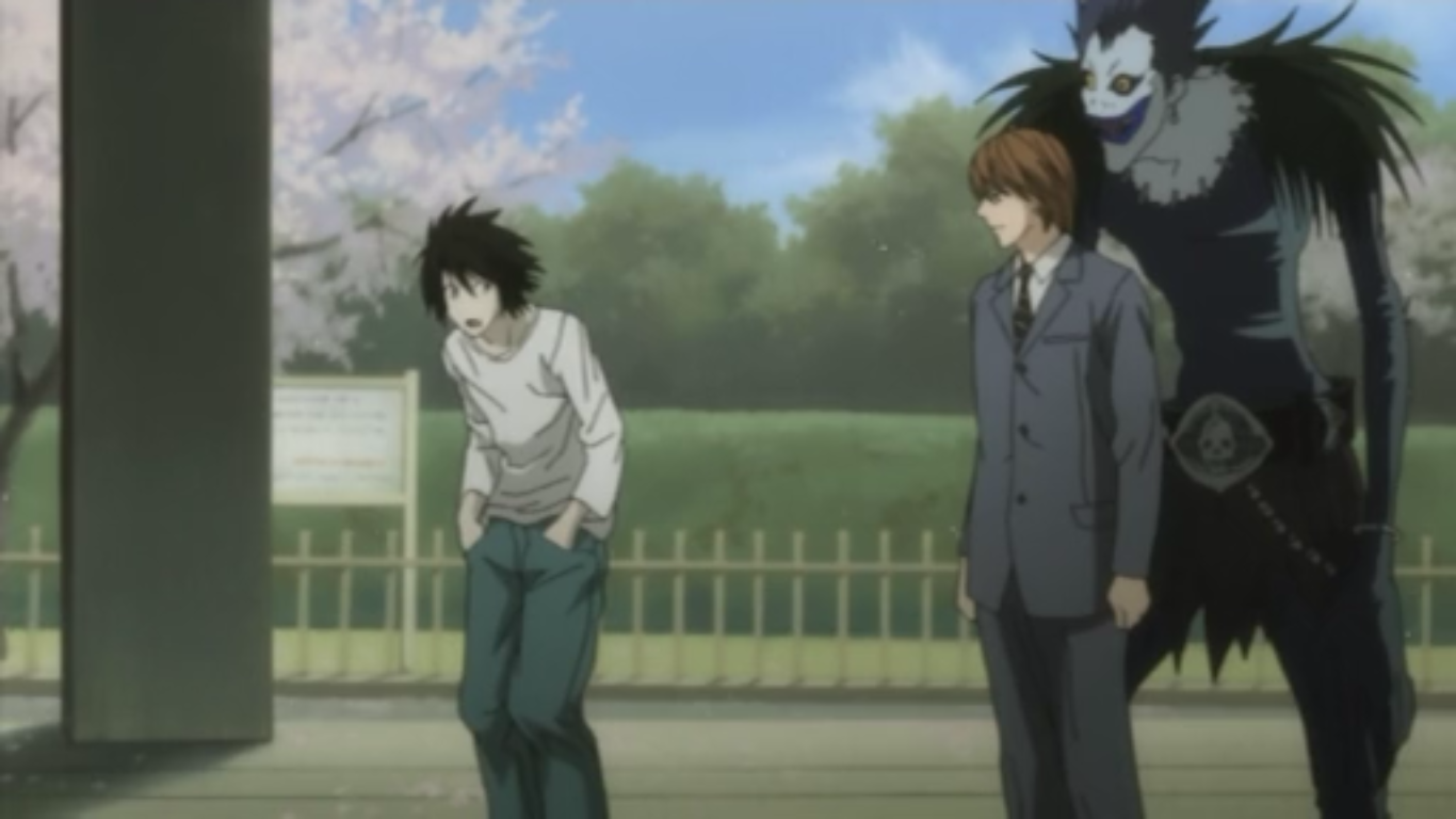 Screenshot of Death Note