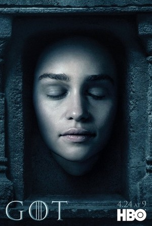 Season 6 Dany Poster