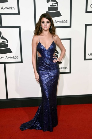 Selena Gomez, The 58th Grammy Awards