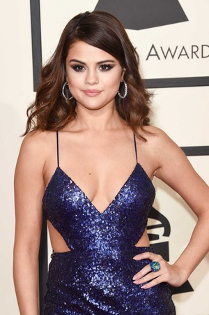 Selena Gomez, The 58th Grammy Awards