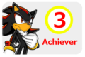 Shadow's Enneagram of Personnality:Achiever - shadow-the-hedgehog fan art