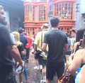 Shawn Mendes at the Harry Potter World