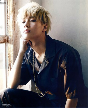Singles 2016 March - SHINee Taemin