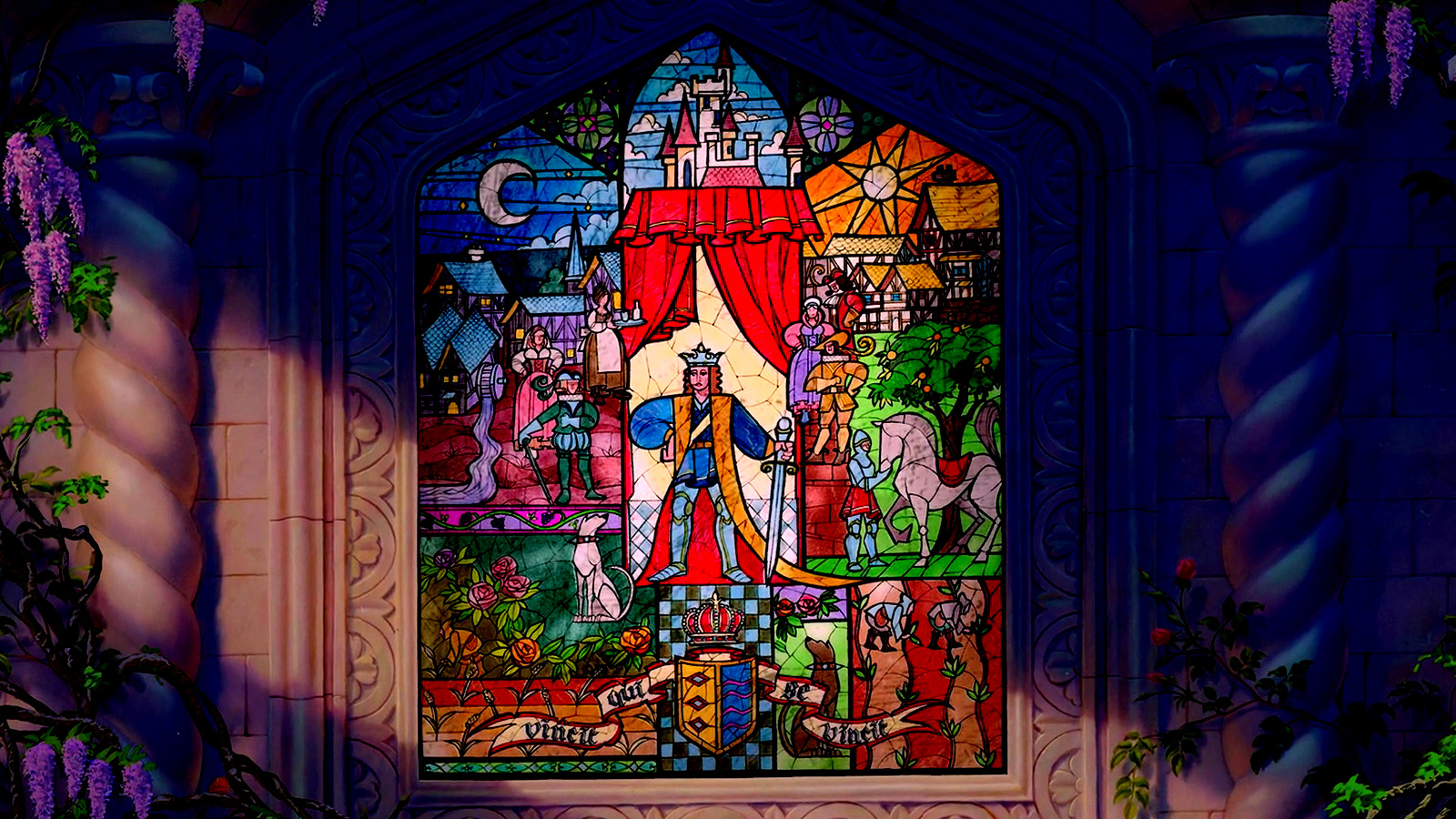 Stained Glass 바탕화면