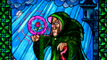 Stained Glass Wallpaper - beauty-and-the-beast wallpaper